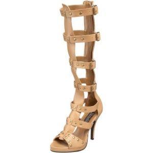 Funtasma Pleasure USA Gladiator Heels Knee High 12